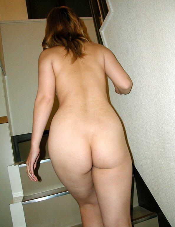 【巨尻画像】新たな性癖に目覚めそうな熟女のお尻…セルライトにまみれた巨尻画像 その8