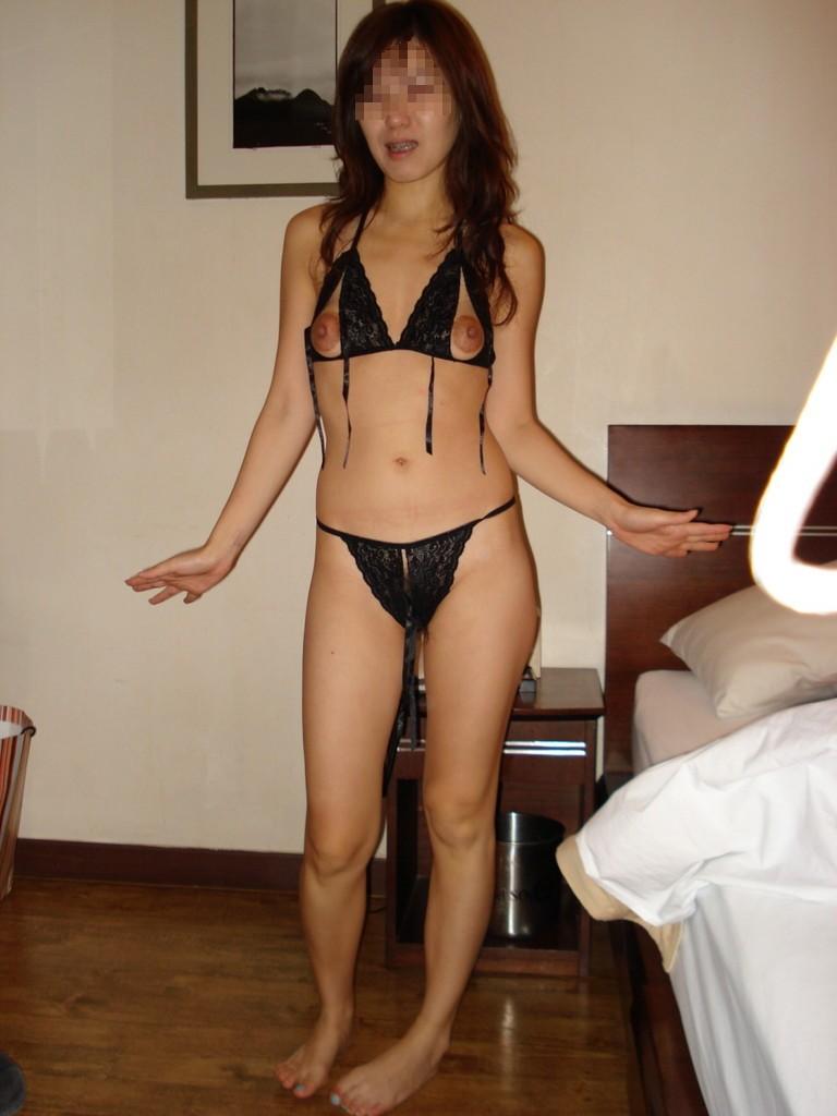 【セクシーランジェリー画像】間男を誘惑する熟女の勝負下着にドン引き…卑猥すぎるセクシーランジェリーwww その3