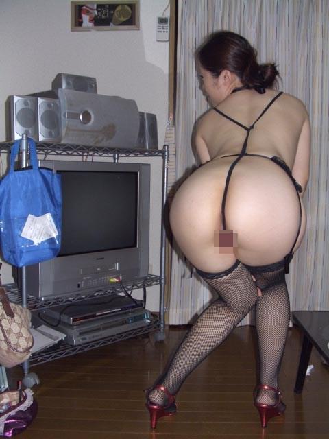 【セクシーランジェリー】不倫相手を喜ばせるために主婦がこっそり買うエロ下着…旦那には見せないセクシーランジェリーがエグい その6