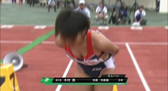 【女子陸上エロ画像】むちむちの肉体がちょーそそるっ!女子陸上選手のちょっとエッチなハプニング画像 その2