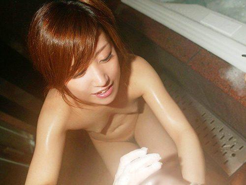 寒いときは可愛い彼女とお風呂でいちゃいちゃ店ちょー楽しそうなカップルのわいせつ画像 その9